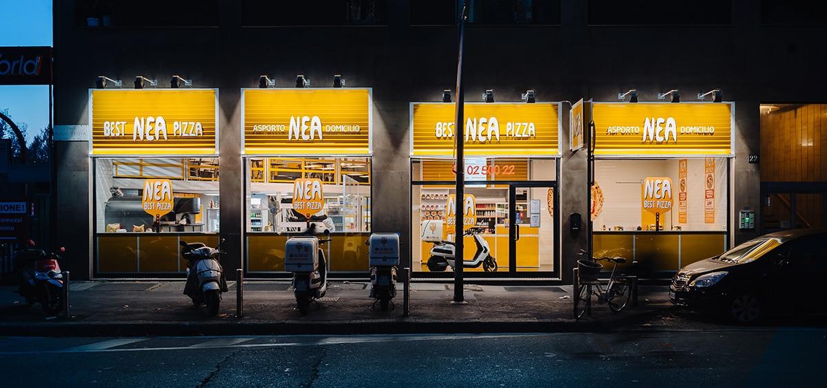 Nea Best Pizza Milano